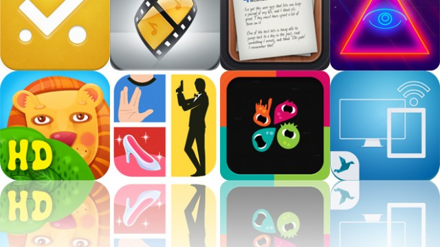 Today's Apps Gone Free: YellingMom, Vjay, Journalized And More