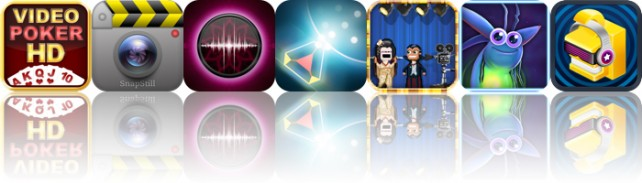 Today's Apps Gone Free: Dakazu Poker HD, SnapStill, Soundscape 2 And More