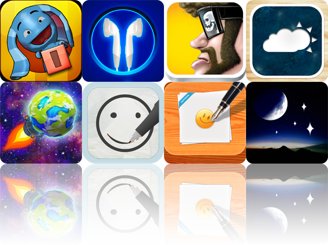 Today's Apps Gone Free: Reiner Knizia's Yoku-Gami, Double Player, Funky Smugglers And More