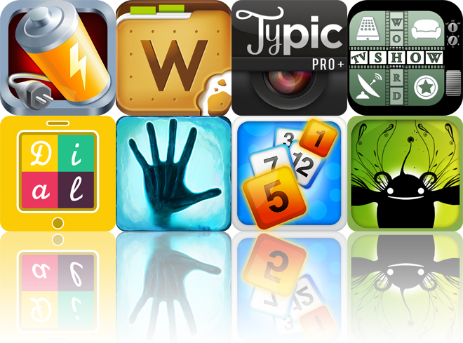 Today's Apps Gone Free: Battery Saver, Typic Pro, WireShare And More