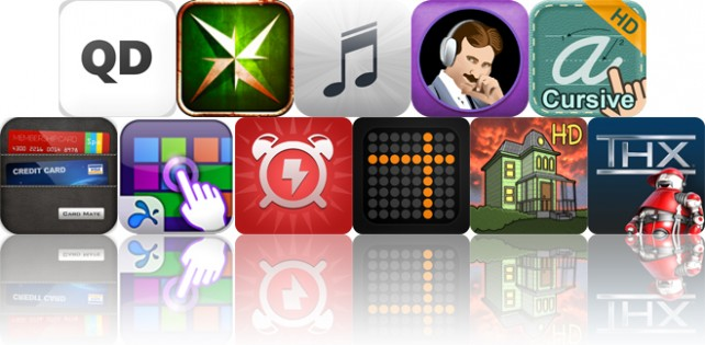 Today's Apps Gone Free: Quick Drafts, Lexit, SmartPlayer And More