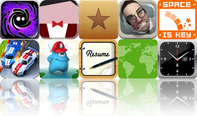 Today's Apps Gone Free: Nihilumbra, Blokheads, Reeder And More