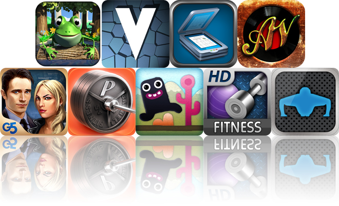 Today's Apps Gone Free: Skim It!, Voro, TinyScan Pro And More