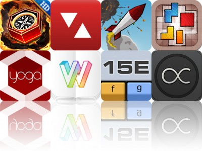 Today's Apps Gone Free: Azkend 2 HD, DataMan, Rocket Riot And More