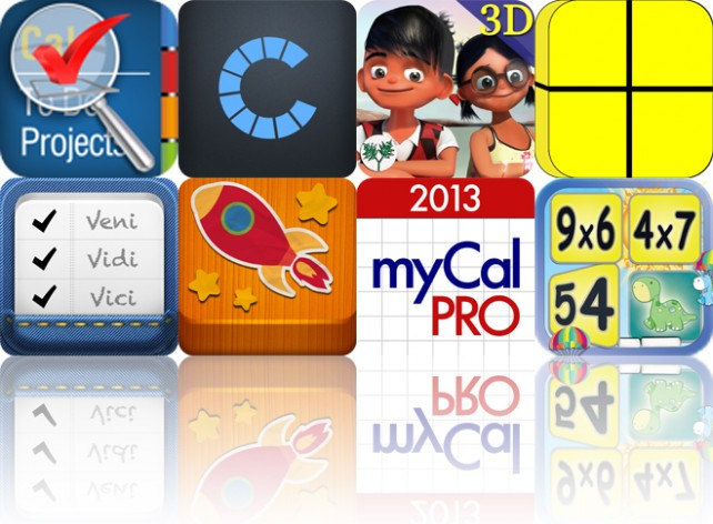 Today's Apps Gone Free: InFocus Pro, Cleu Alarm, The Amazing Train And More