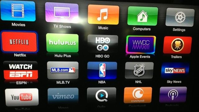 Apple TV Now Offering HBO GO And WatchESPN Programming Thanks To A New Update