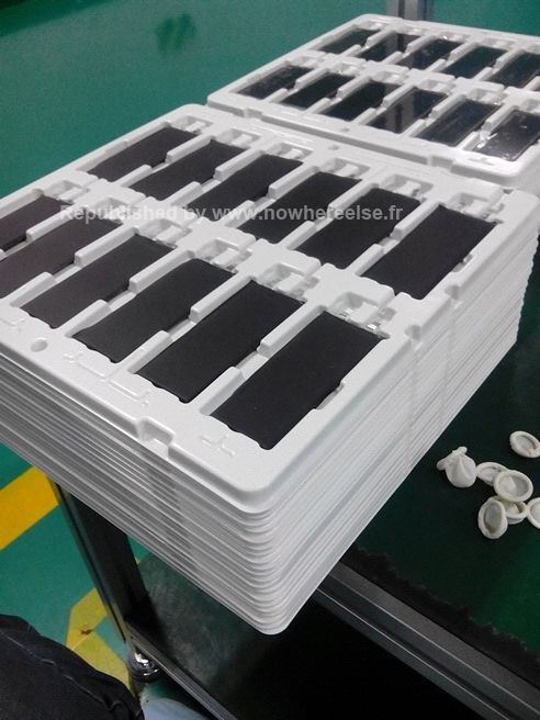 Leaked Photos Provide Latest Indication That The 'iPhone 5S' Is In Production