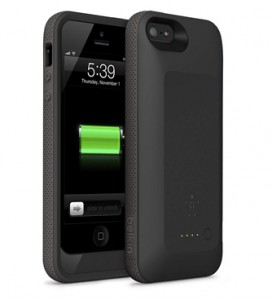 Belkin Unveils Its Grip Power Battery Case For The iPhone 5