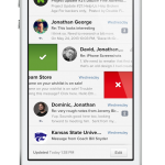 Are You Ready? Evomail Hits The iPhone And Goes Free