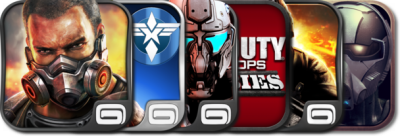 Updated AppGuide: First Person Shooter Games