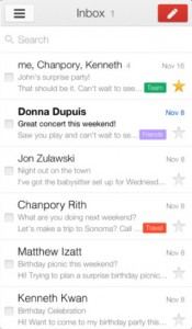 Gmail Update Brings Revamped Inbox, New Notification Options