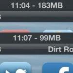 Cydia Tweak: HomeDisplay Adds A Second Status Bar To The Home Screen