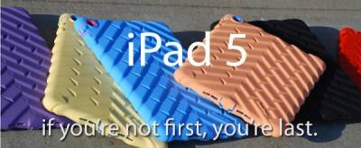 One Case Maker Thinks The iPad 5 Will Be Unveiled At WWDC