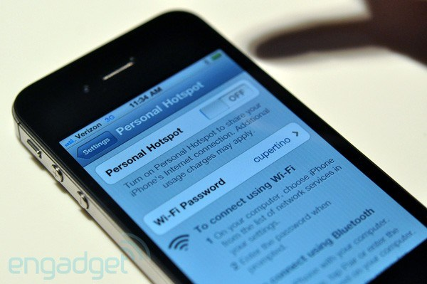 The Personal Hotspot Feature In iOS Has A Huge Security Flaw