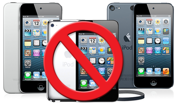 What's So Different About Apple's New Entry Level 16GB iPod touch?