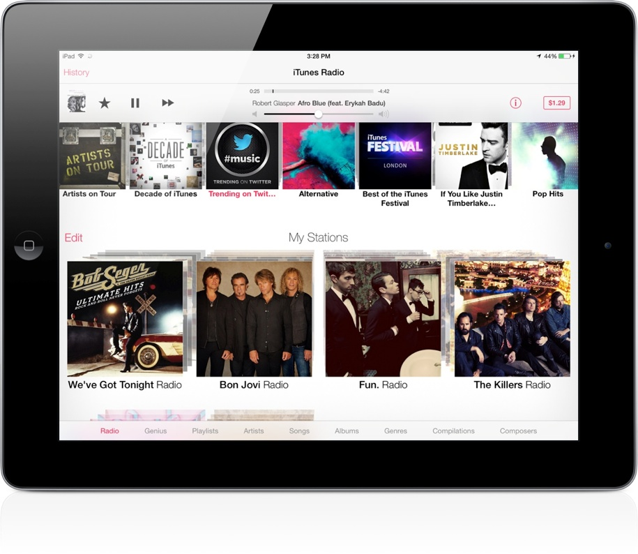 What Does Apple's iOS 7 Look Like On The iPad? We'll Show You