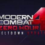 Modern Combat 4's 'Meltdown' Update Will Hit The App Store This Week