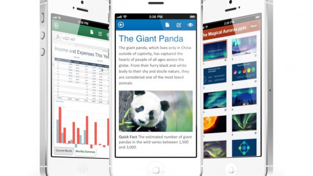 The Wait Is Finally Over: Microsoft Office Is Now Available In The App Store