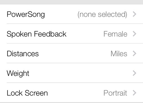 The Nike + iPod App Also Returns In iOS 7 Beta 2