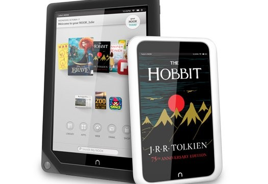 Apple And Amazon Claim A Victim As Barnes & Noble Gives Up On The NOOK Tablet