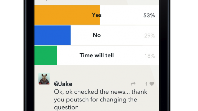Today's Poll Question: Do You Use Poutsch For iPhone?