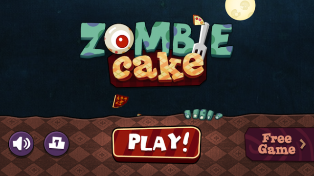 Quirky App Of The Day: Zombie Cake Proves That They Want More Than Brains