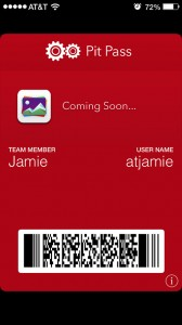 Second Gear Reveals The Icon For Its Upcoming App Via Passbook