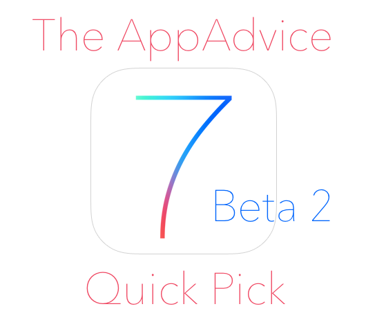 The AppAdvice iOS 7 Quick Pick: Controlling Music While On The Lock Screen