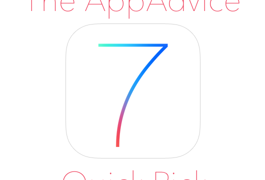 The AppAdvice iOS 7 Quick Pick Features Some Of The Little Changes Coming Soon