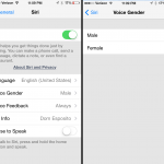 Hands-On iOS 7: How To Change Siri's Voice From Female To Male