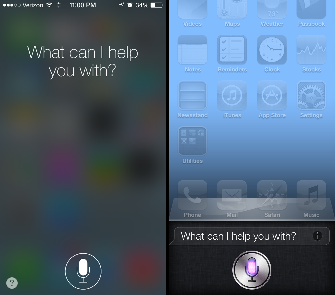 Hands-On Comparison: Is Siri In iOS 7 Better Than Siri In iOS 6?