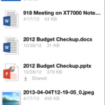 Microsoft's New SkyDrive Pro App Is Designed For Business Use