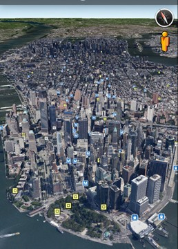 Street View Arrives In An Updated Google Earth