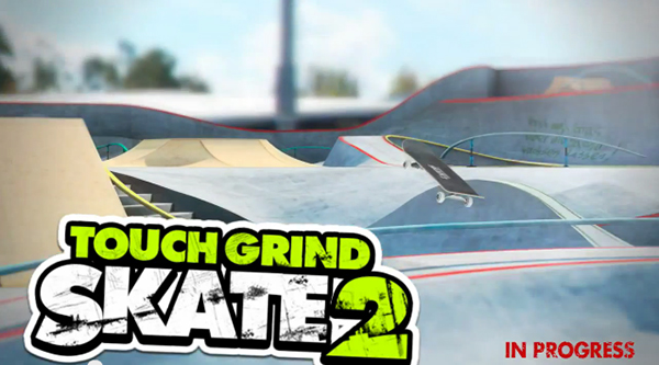 First Teaser Trailer For Touchgrind Skate 2 Released