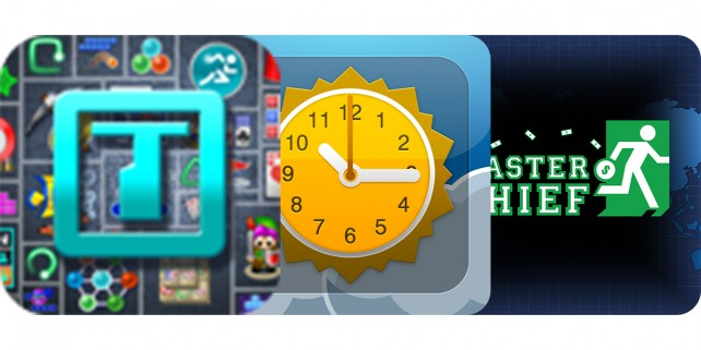 Today's Best Apps: Taptitude, Start Your Day And Master Thief