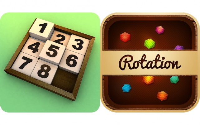Today's Best Apps: Shuffler Game And Rotations