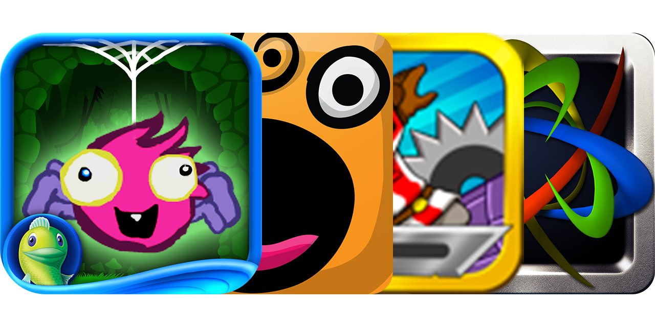 Today's Best Apps: Wiggle Web, Monsters Invade: Oz, Leaping Legend And More
