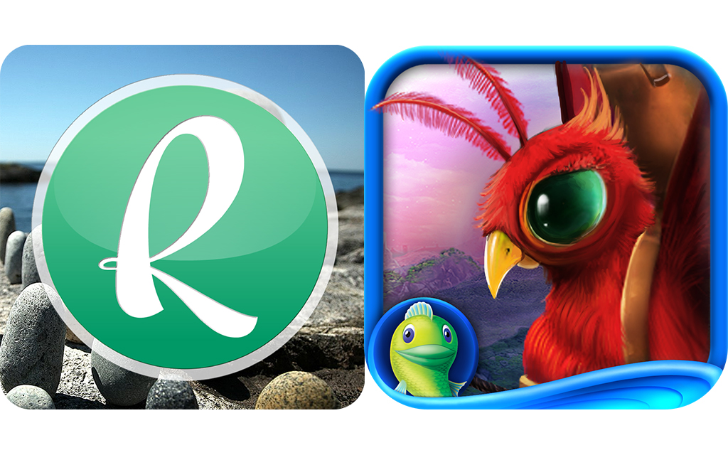 Today's Best Apps: Relive Stories And Botanica: Into The Unknown Collector's Edition