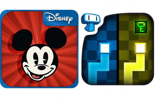 Today's Best Apps: Mickey Video And Double View