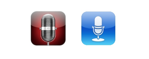 Um, Apple? You Forgot About The Voice Memos App In iOS 7