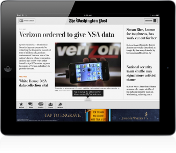 The Washington Post's Paywall Goes Up June 12