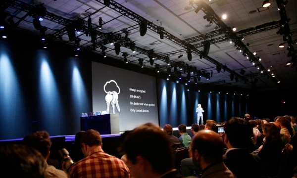 Apple Introduces iCloud Keychain