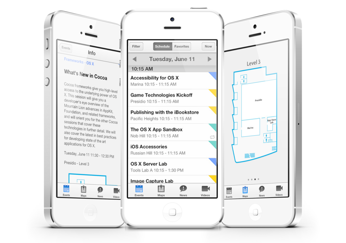 Apple Launches The Official WWDC App For 2013