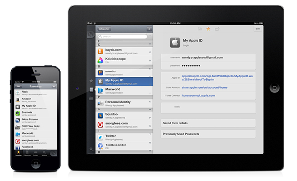 Update To 1Password Brings Improvements For iOS 7 Beta Users