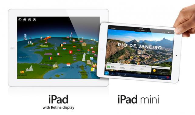 AU Optronics Is Out As iPad mini 2 Display Provider