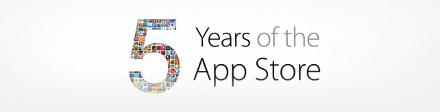 App Store Celebrates 5 Year Anniversary With Special Timeline In iTunes