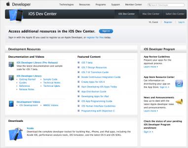 Updated: Apple's Developer Center Is Finally Back Online
