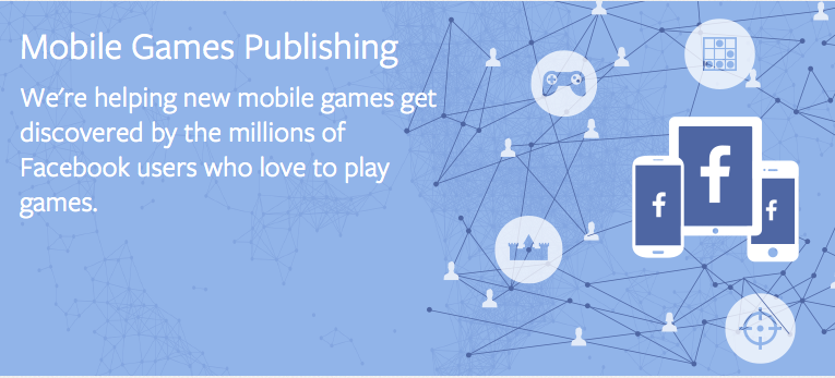 Facebook Launches A Publishing 'Experiment' For Mobile Game Developers