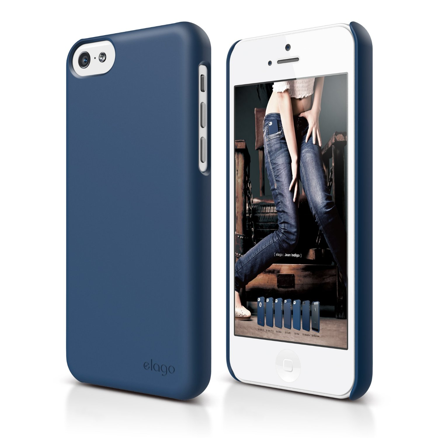 Updated: Amazon Begins Selling Elago 'iPhone 5C' Cases Online