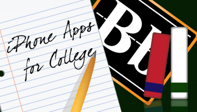Make Your iPhone College Ready With These Apps